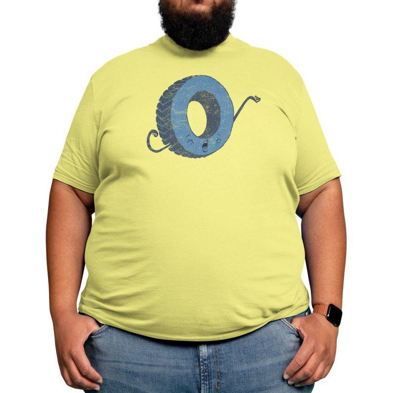 Tired Men's T-Shirt by Threadless Artist Shop