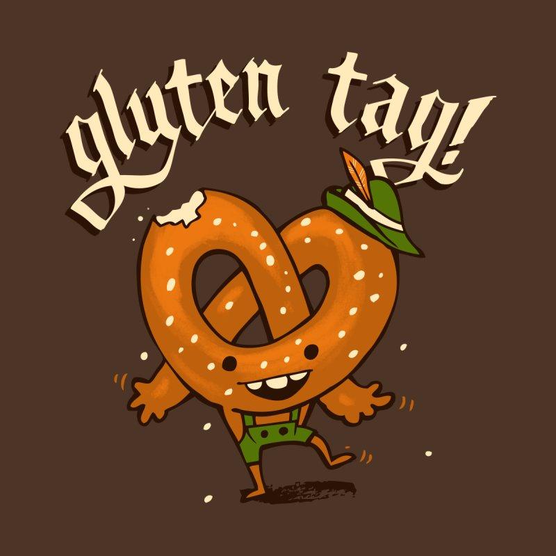 Gluten Tag Men's T-Shirt by Threadless Artist Shop
