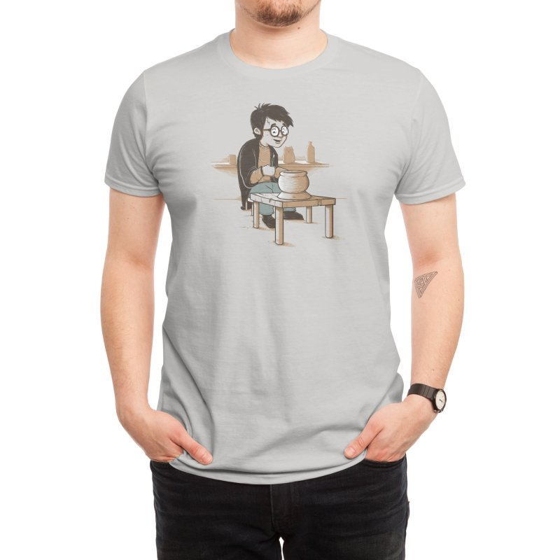 Harry the Potter Men's T-Shirt by Threadless Artist Shop