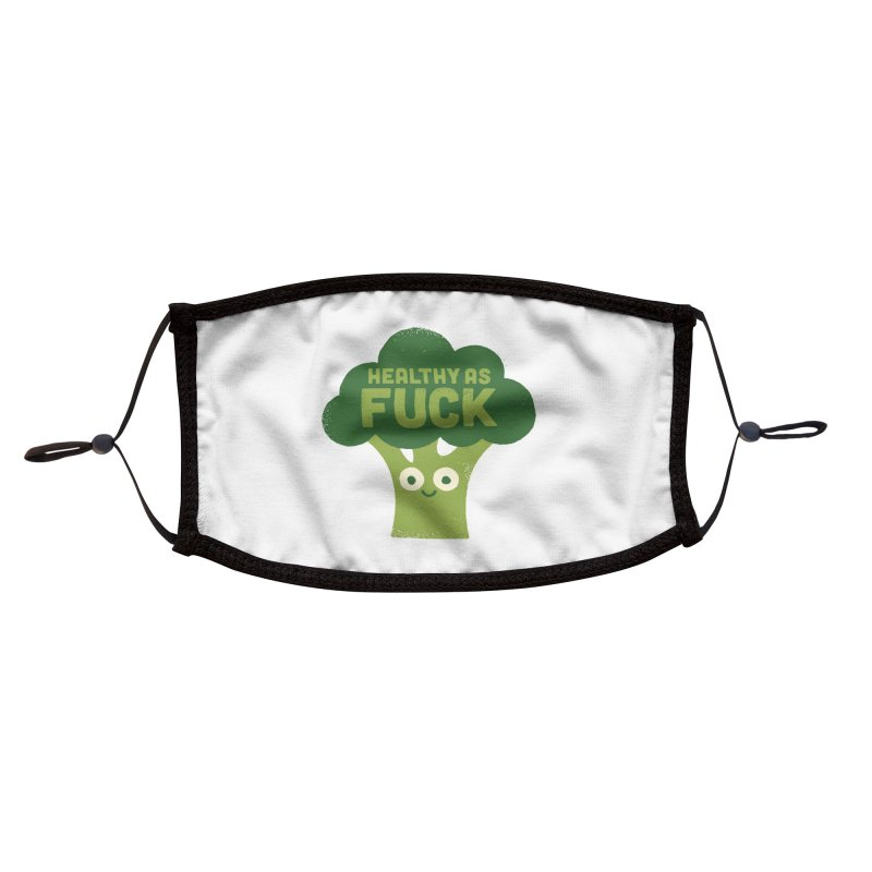 Raw Truth Accessories Face Mask by Threadless Artist Shop