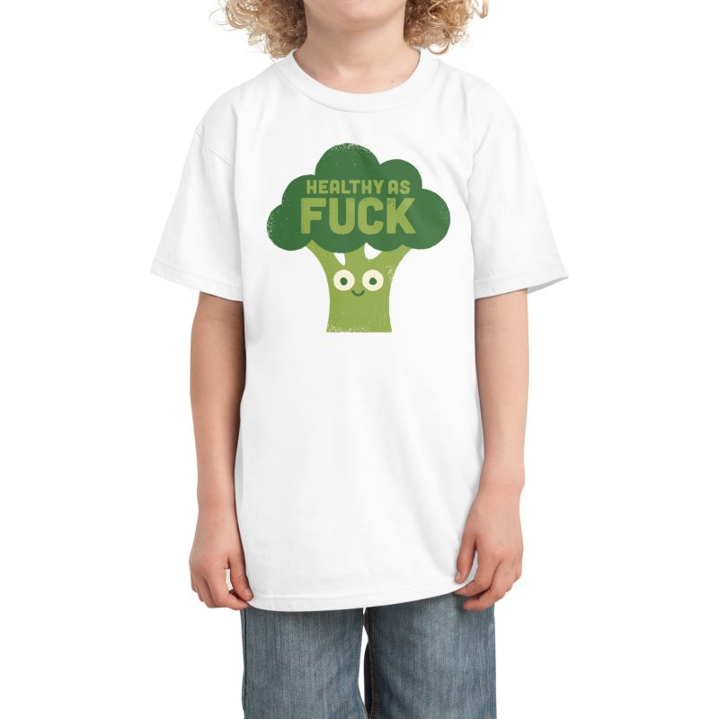 Raw Truth Kids T-Shirt by Threadless Artist Shop