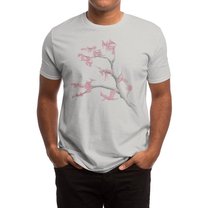 Ptiny Pterosaurs Men's T-Shirt by Threadless Artist Shop