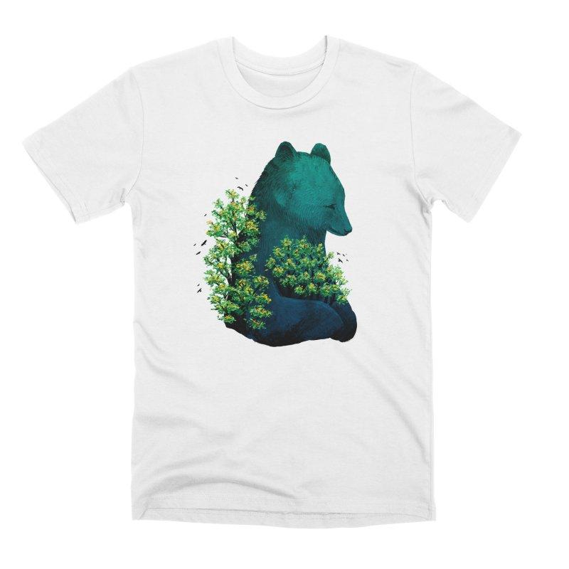 Nature's Embrace Men's T-Shirt by Threadless Artist Shop