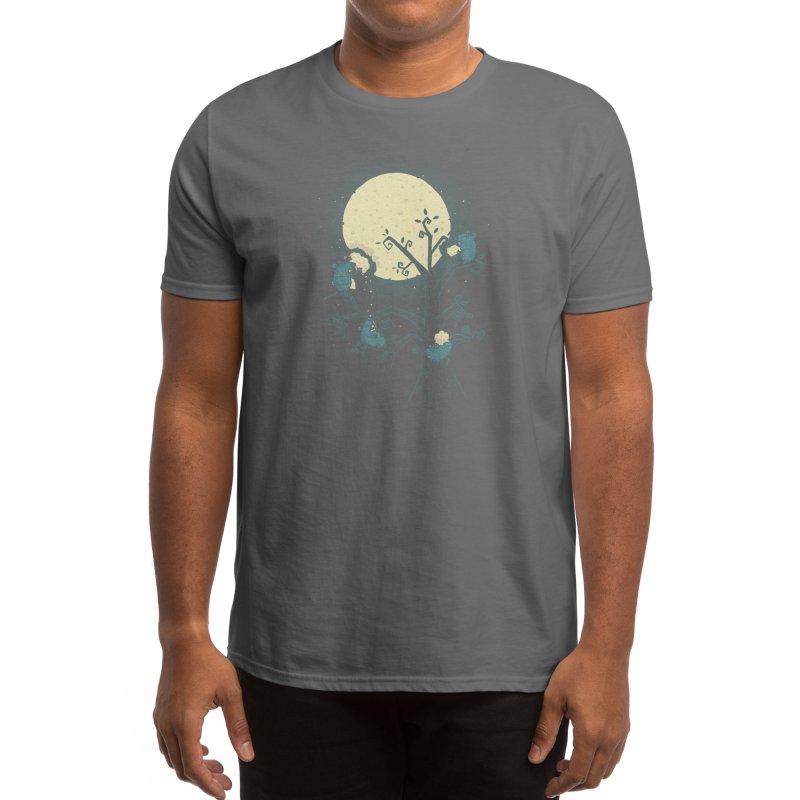 Dinner is a Cheese Affair Men's T-Shirt by Threadless Artist Shop