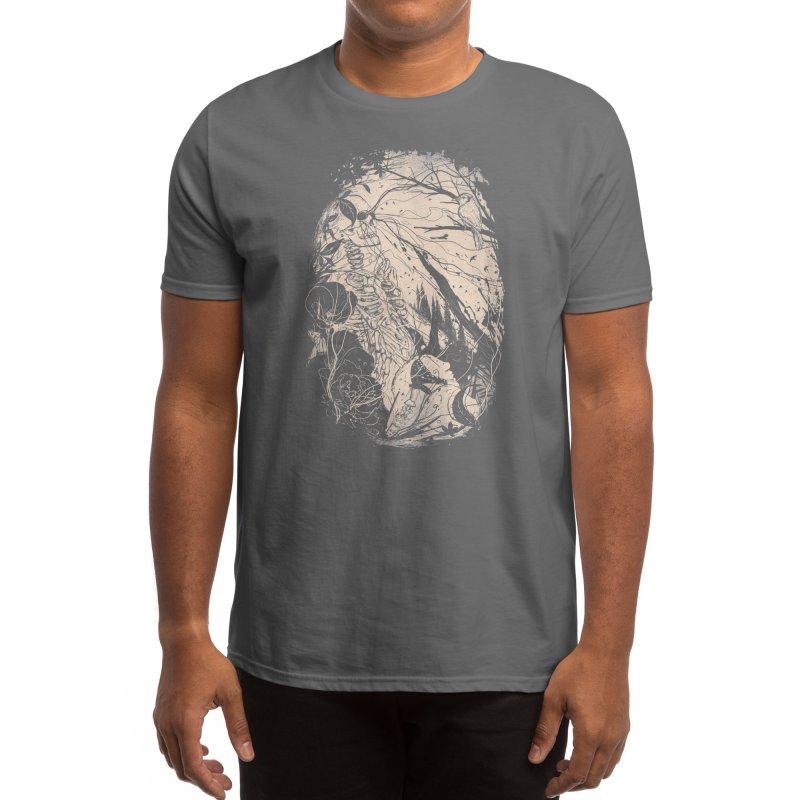 Comfortably Numb Men's T-Shirt by Threadless Artist Shop