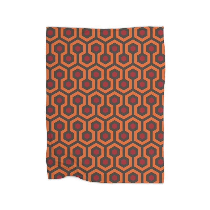 The Shining Overlook Hotel Home Blanket by Threadless Artist Shop
