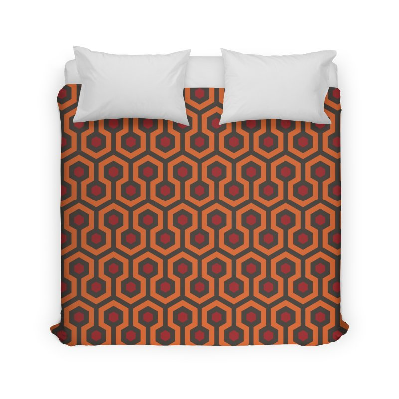 The Shining Overlook Hotel Home Duvet by Threadless Artist Shop