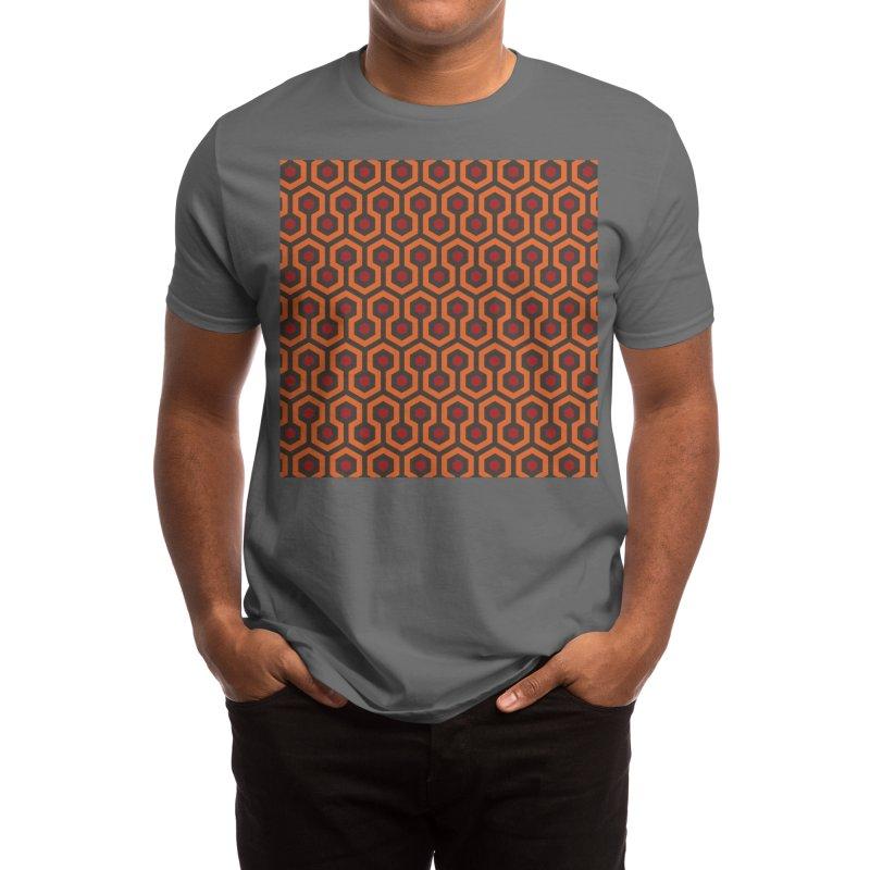 The Shining Overlook Hotel Men's T-Shirt by Threadless Artist Shop