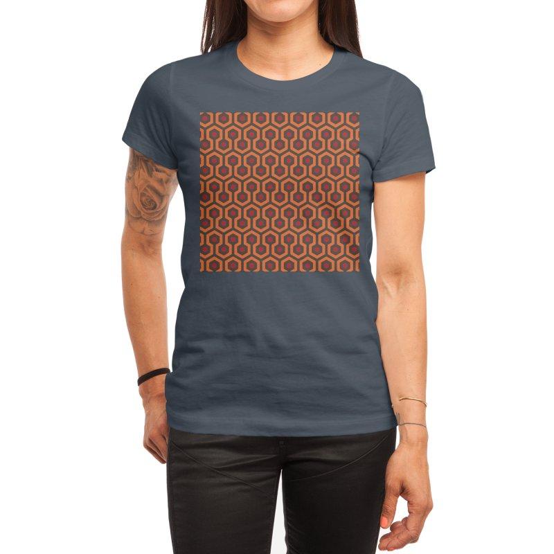 The Shining Overlook Hotel Women's T-Shirt by Threadless Artist Shop