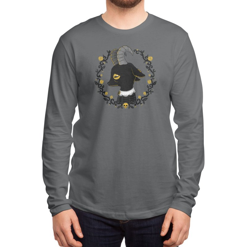 Blacksad Men's Longsleeve T-Shirt by Threadless Artist Shop