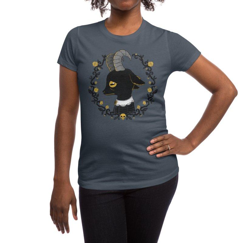 Blacksad Women's T-Shirt by Threadless Artist Shop