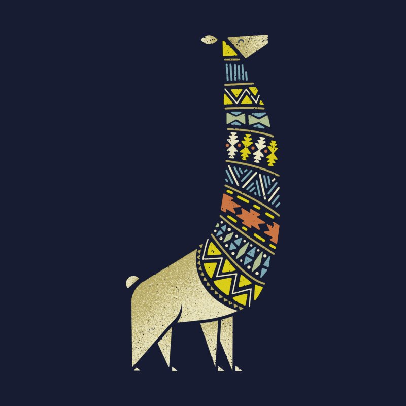 Llama Men's T-Shirt by Threadless Artist Shop