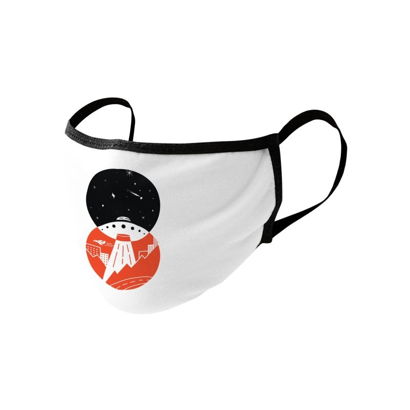 Identified Accessories Face Mask by Threadless Artist Shop