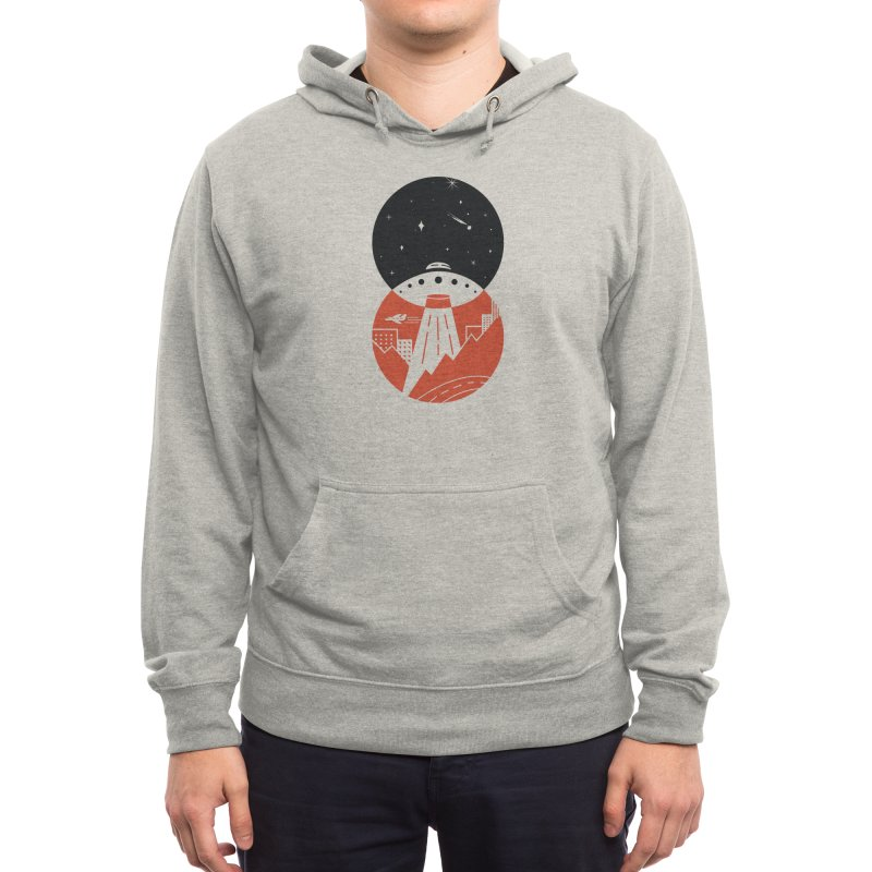 Identified Men's Pullover Hoody by Threadless Artist Shop
