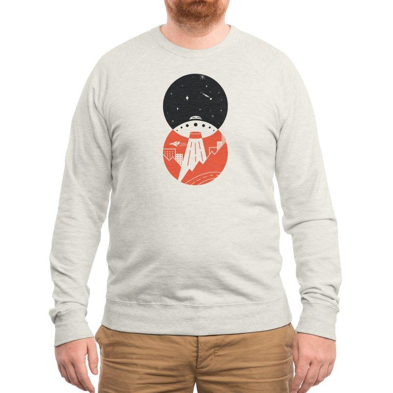 Identified Men's Sweatshirt by Threadless Artist Shop