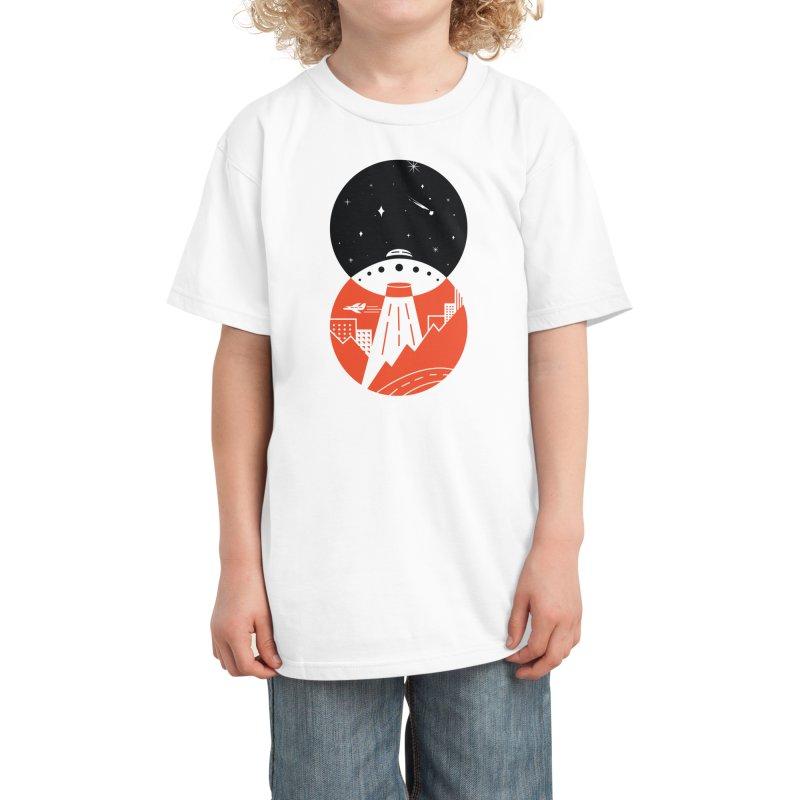 Identified Kids T-Shirt by Threadless Artist Shop