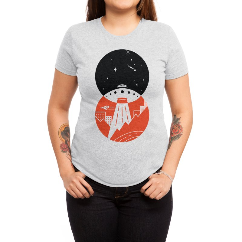 Identified Women's T-Shirt by Threadless Artist Shop