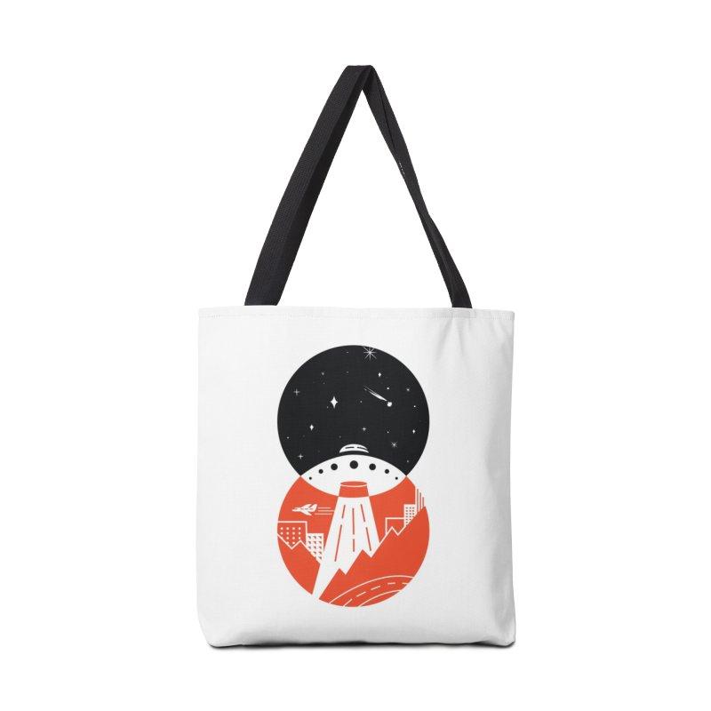 Identified Accessories Bag by Threadless Artist Shop