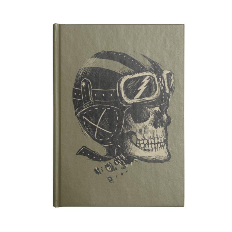 Ride or Die - Alex Solis Accessories Notebook by Threadless Artist Shop