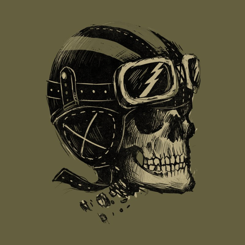 Ride or Die - Alex Solis Men's T-Shirt by Threadless Artist Shop
