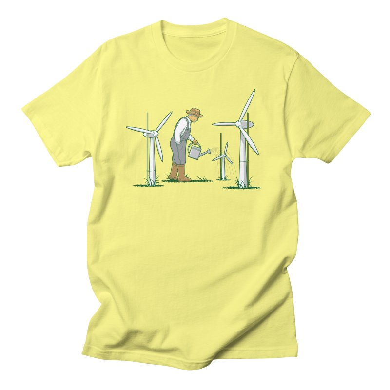 Wind Farmer Women's T-Shirt by Threadless Artist Shop