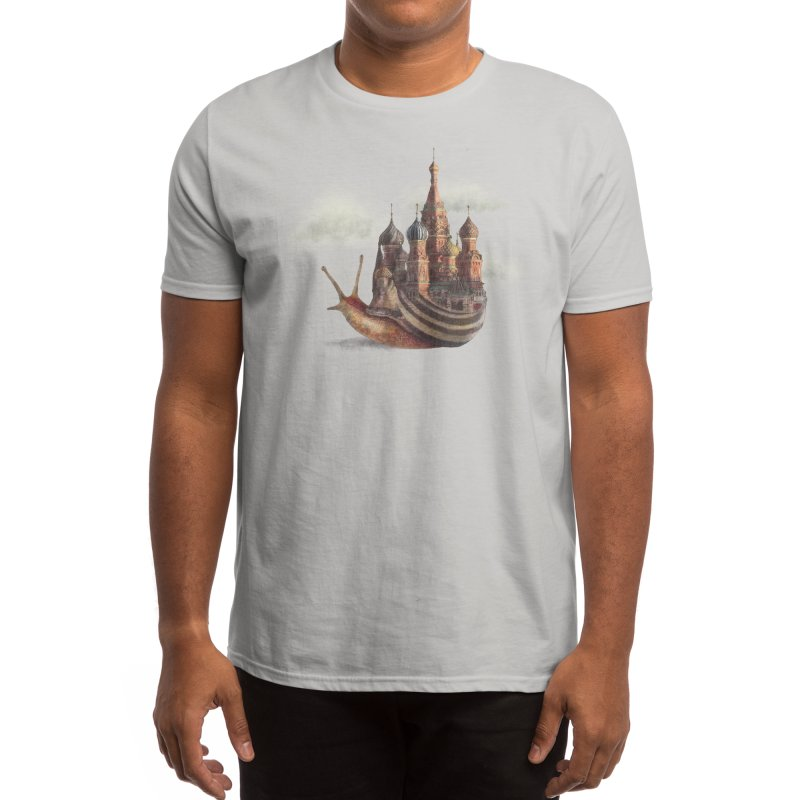 The Snail's Daydream Men's T-Shirt by Threadless Artist Shop