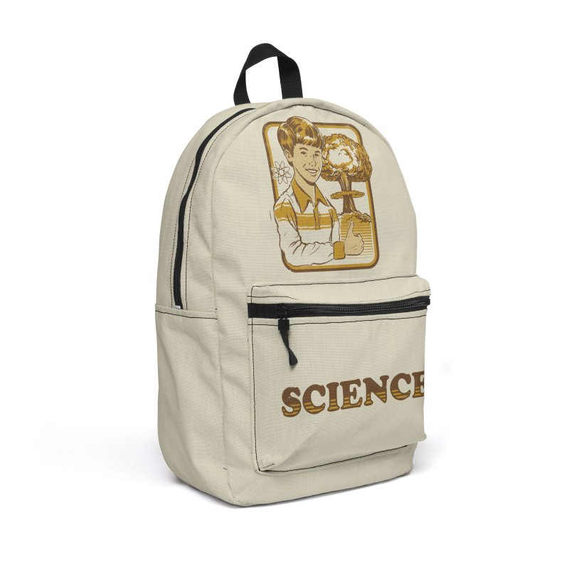 Science! Accessories Bag by Threadless Artist Shop