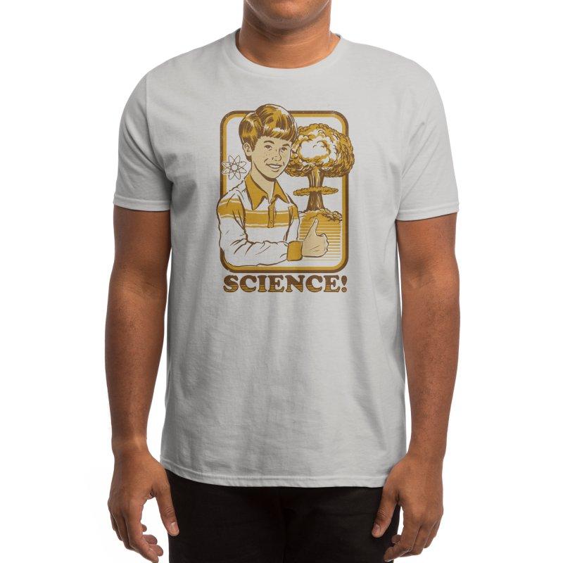 Science! Men's T-Shirt by Threadless Artist Shop