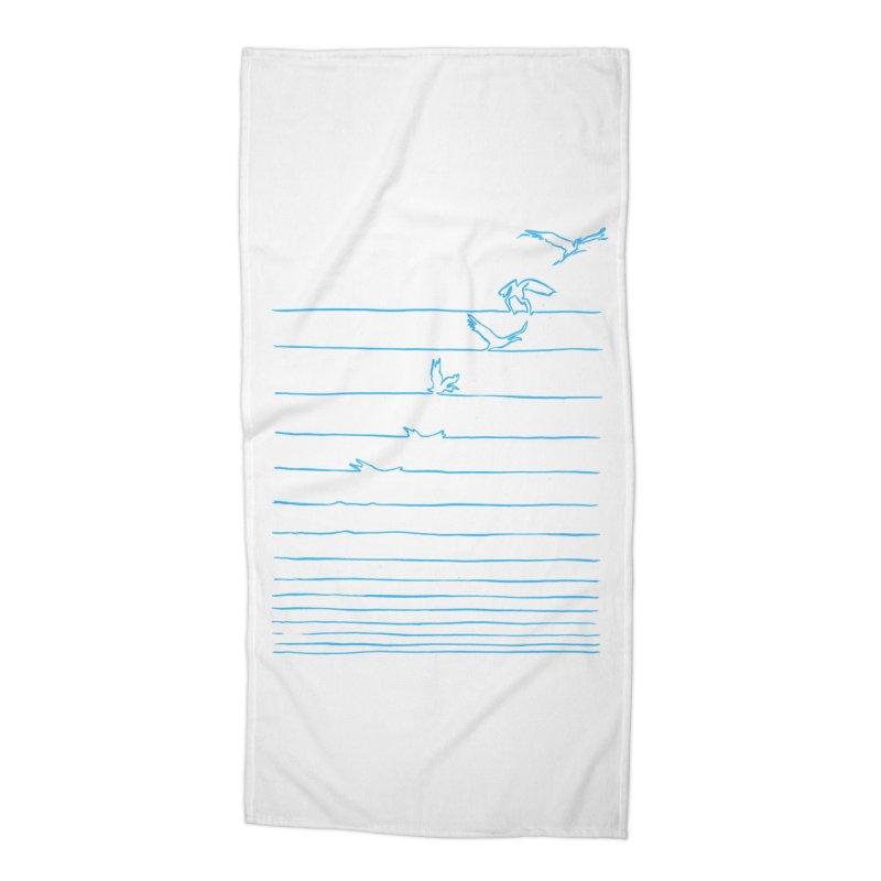 Break Free - Matheus Lopes Castro Accessories Beach Towel by Threadless Artist Shop
