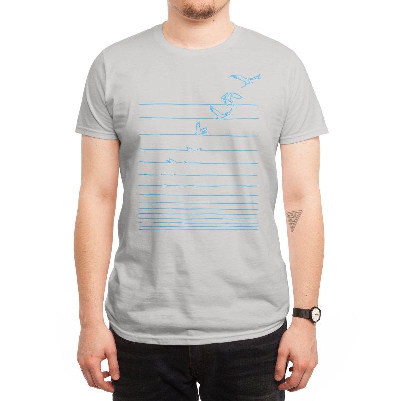 Break Free - Matheus Lopes Castro Men's T-Shirt by Threadless Artist Shop