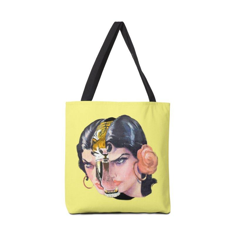 Tigre! Tigre! Accessories Bag by Threadless Artist Shop