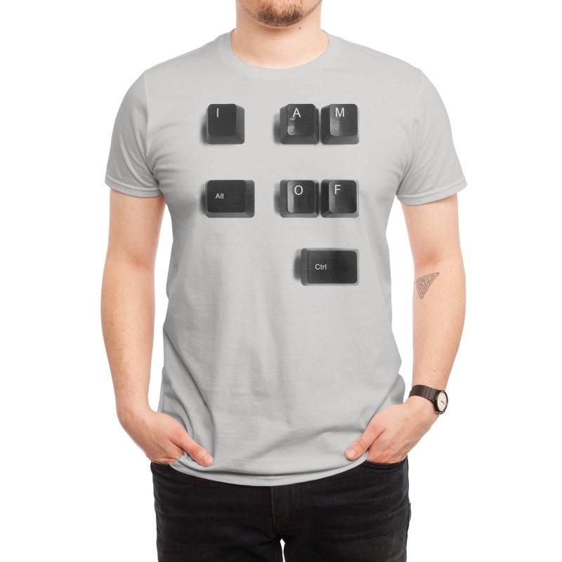 Alt of Ctrl Men's T-Shirt by Threadless Artist Shop