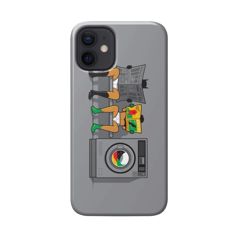 Alfred's Day Off Accessories Phone Case by Threadless Artist Shop
