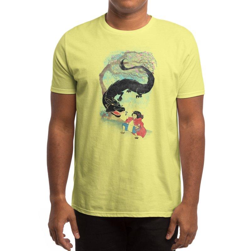 Little Red San Men's T-Shirt by Threadless Artist Shop