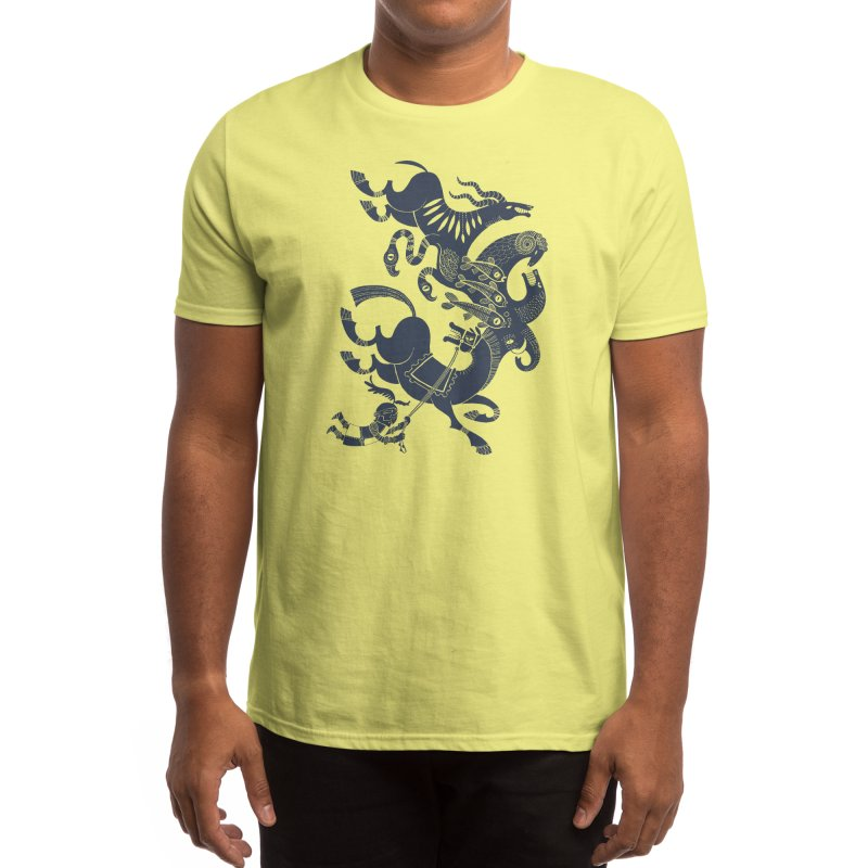 It's Just My Imagination Running Away With Me Men's T-Shirt by Threadless Artist Shop