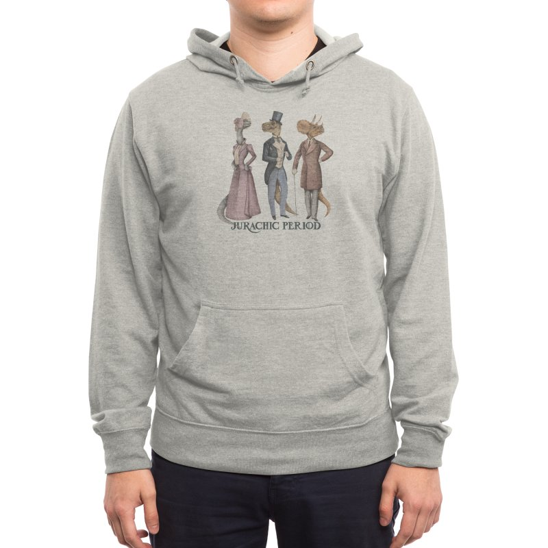 Jurachic Period Men's Pullover Hoody by Threadless Artist Shop