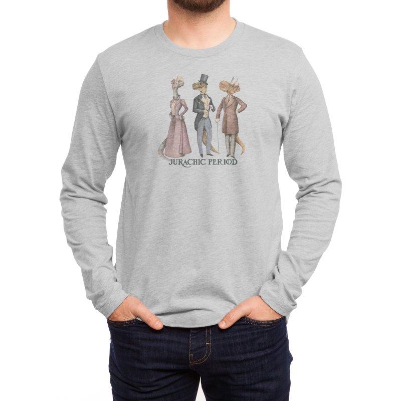 Jurachic Period Men's Longsleeve T-Shirt by Threadless Artist Shop