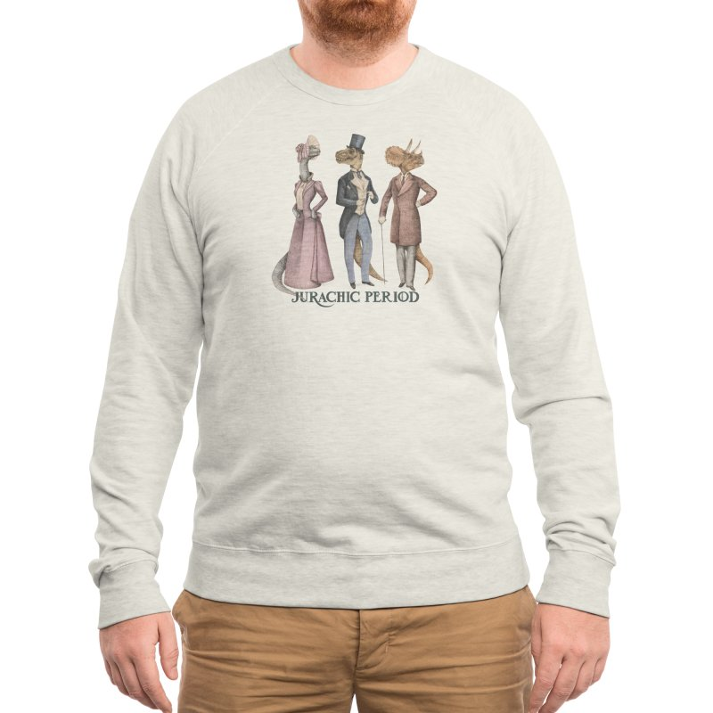 Jurachic Period Men's Sweatshirt by Threadless Artist Shop
