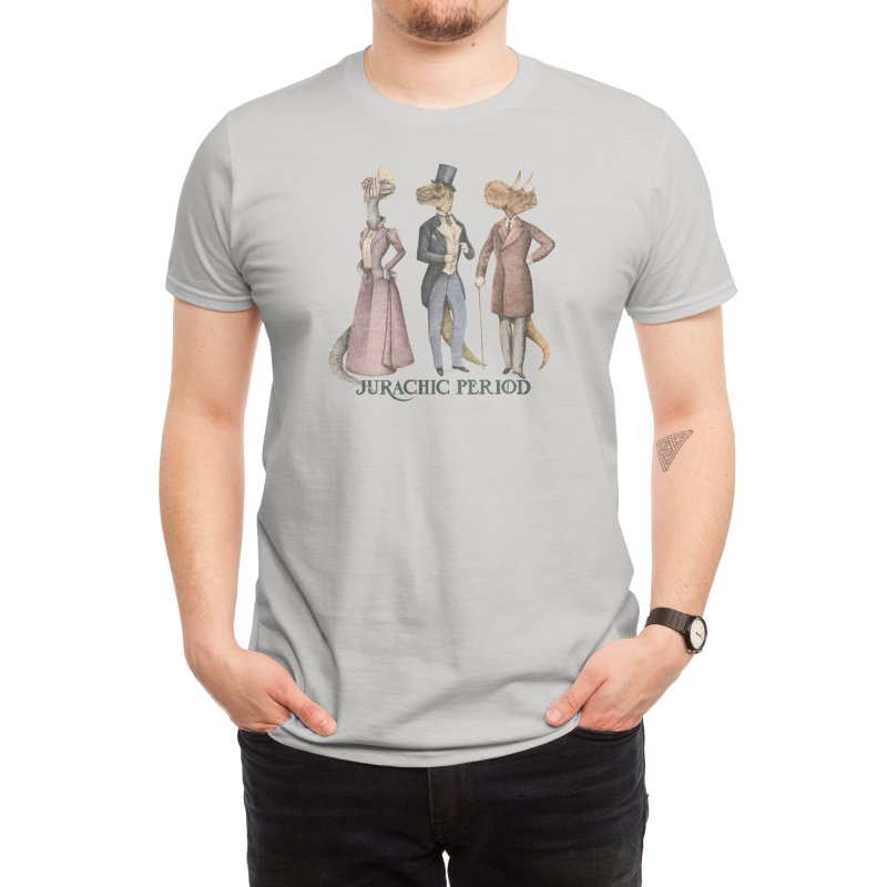 Jurachic Period Men's T-Shirt by Threadless Artist Shop