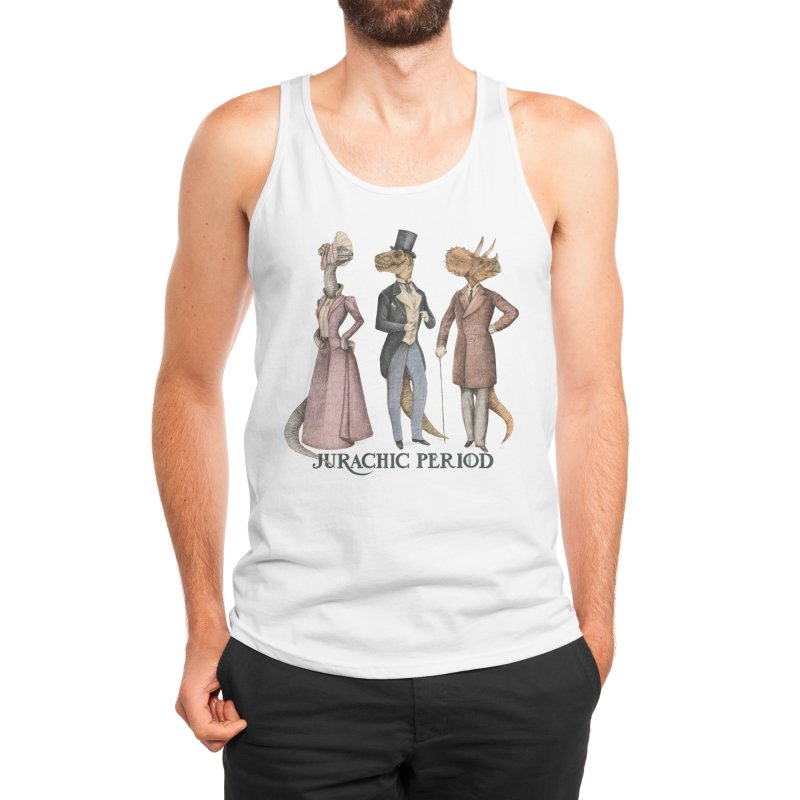 Jurachic Period Men's Tank by Threadless Artist Shop