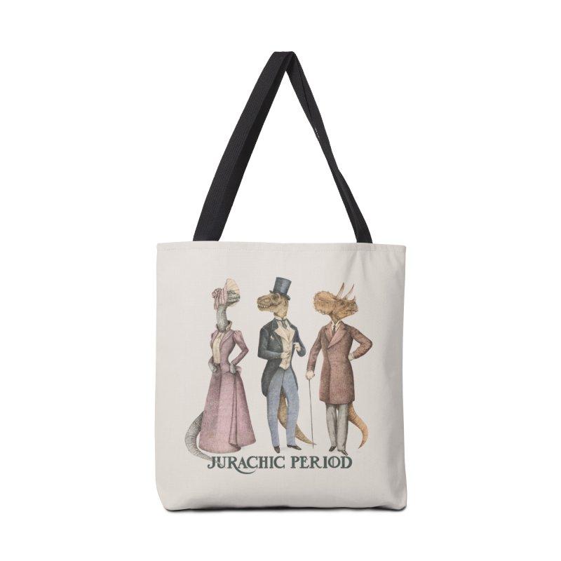 Jurachic Period Accessories Bag by Threadless Artist Shop