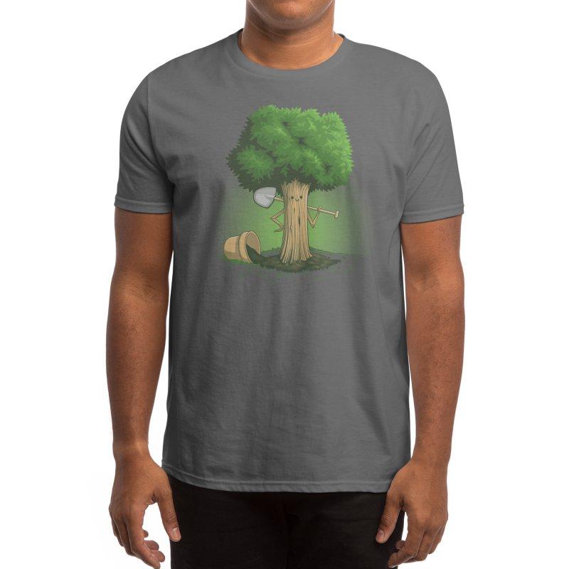 Plant a Tree Men's T-Shirt by Threadless Artist Shop
