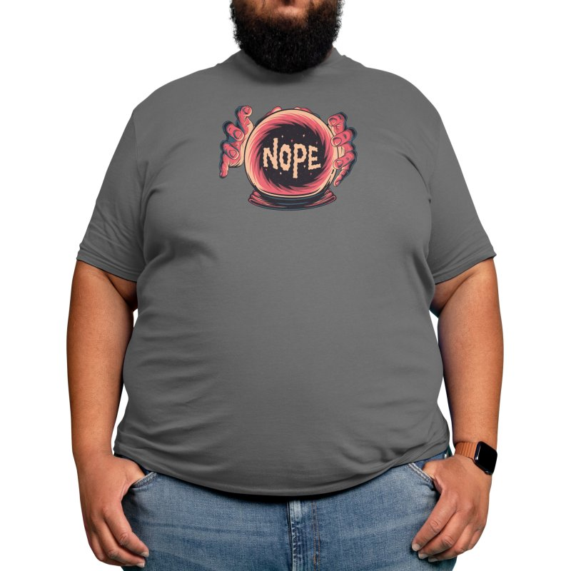 Nope Men's T-Shirt by Threadless Artist Shop
