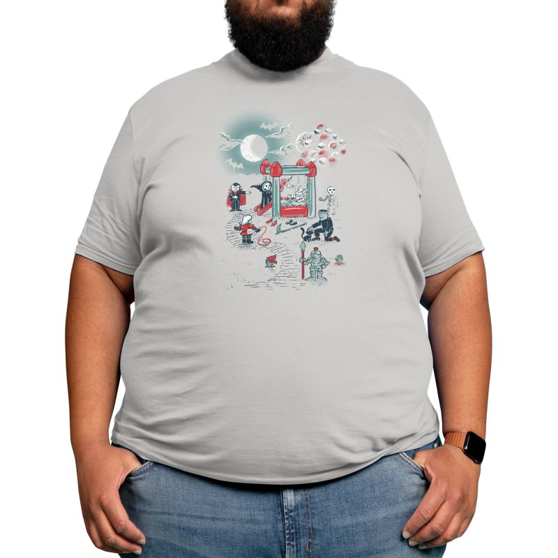 THE FUN IS HERE IN CASTLEMANIA Men's T-Shirt by Threadless Artist Shop