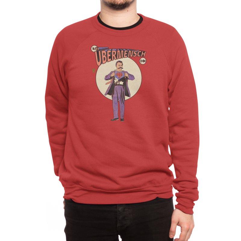 Ubermensch Men's Sweatshirt by Threadless Artist Shop