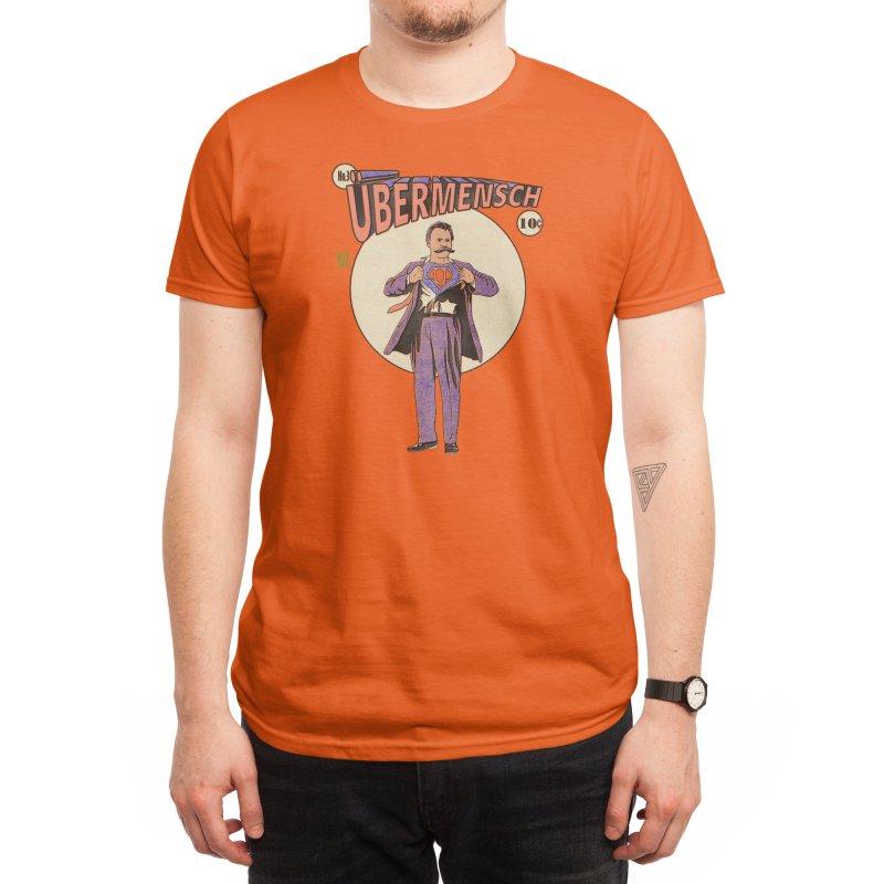 Ubermensch Men's T-Shirt by Threadless Artist Shop