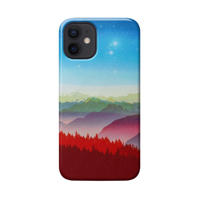 Red morning Accessories Phone Case by Threadless Artist Shop