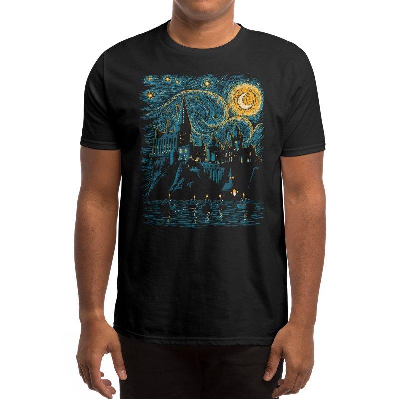 Starry School Men's T-Shirt by Threadless Artist Shop