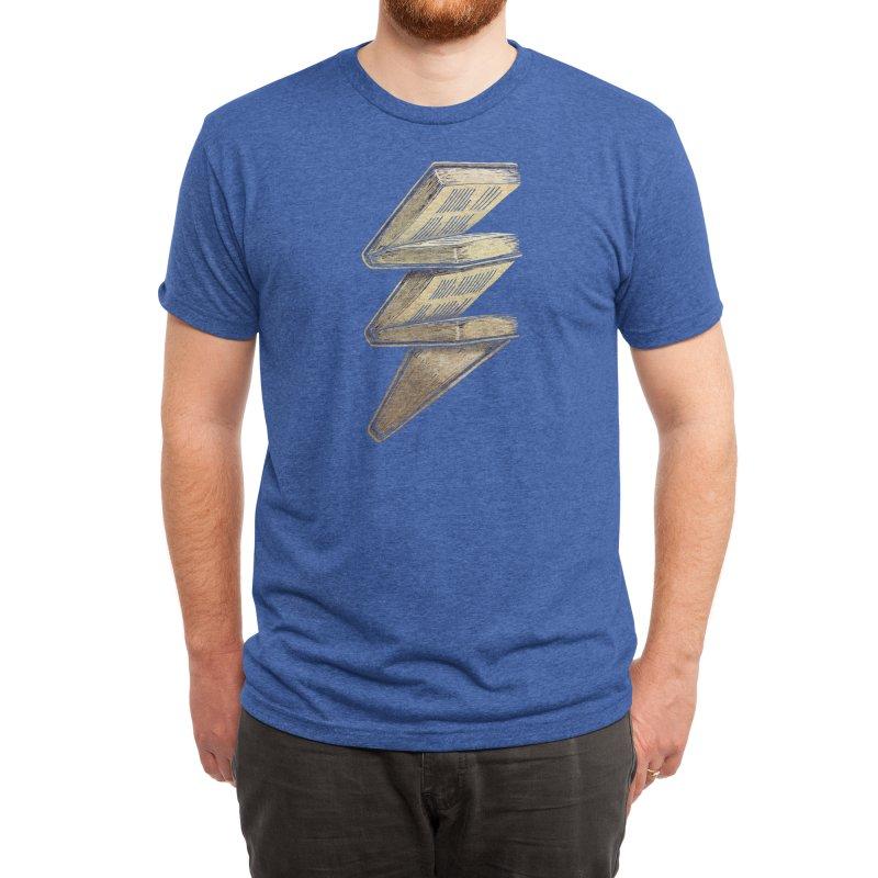 Knowledge is Power! Men's T-Shirt by Threadless Artist Shop