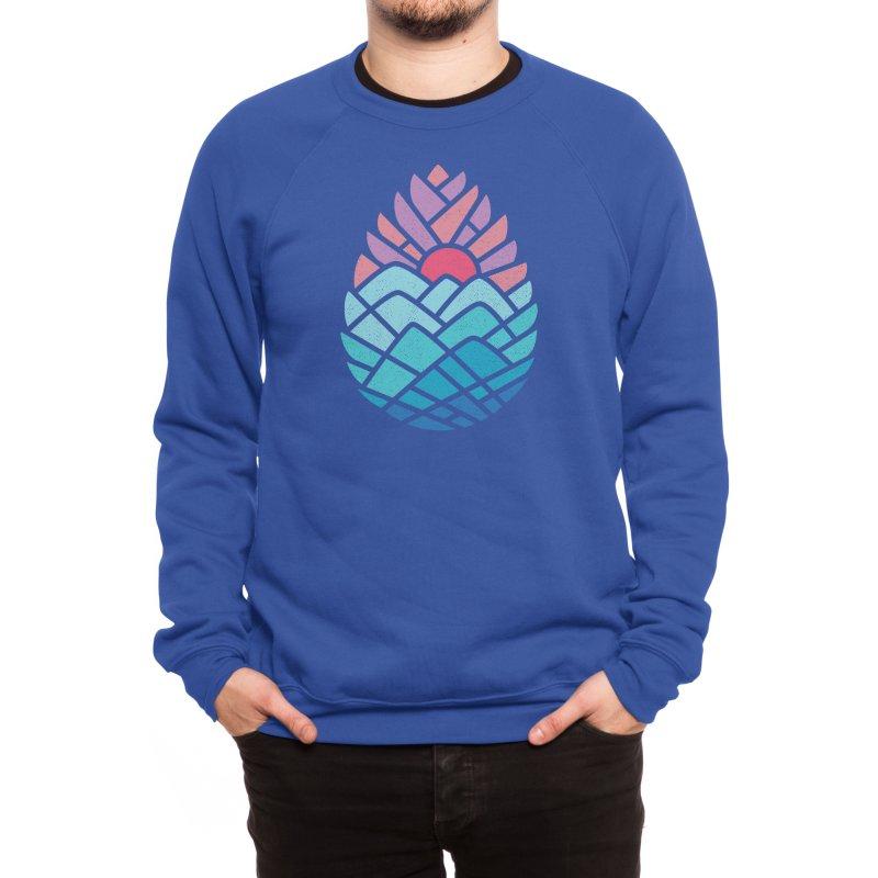 Alpine Men's Sweatshirt by Threadless Artist Shop